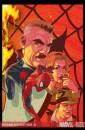 Ecco alcune cover di Tony Harris da una miniserie di Spider-Man!