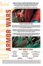 Ecco l'anteprima del quarto numero di Ultimate Comics Armor Wars!