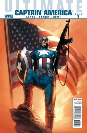 Ultimate Comics Capitan America