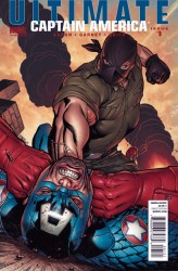 marvel comics anteprima, ron garney, ultimate capitan america