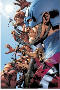 bryan hitch, marvel comics cover, ultimates