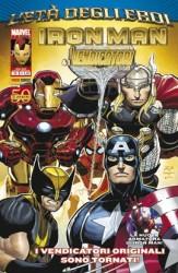 età degli eroi, marvel comics checklist, vendicatori