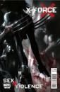 Ecco un'anteprima da X-Force: Sex and Violence #1, disegnata da Gabriele Dell'Otto! Attenzione Spoiler!