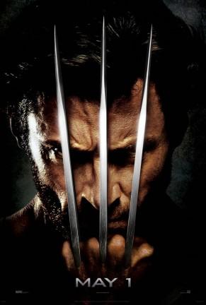 Teaser poster da X-Men Origins: Wolverine