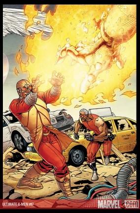Ecco alcune cover di Yanick Paquette da Ultimate X-Men