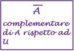 complementare di A