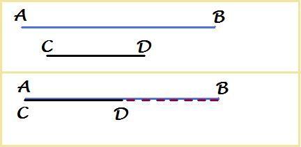 differenza di due segmenti