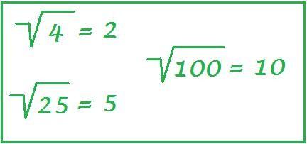 estrazione di radice quadrata
