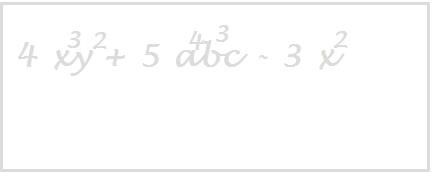 grado complessivo di un polinomio