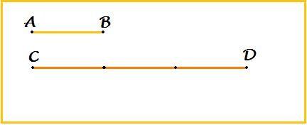 multiplo di un segmento
