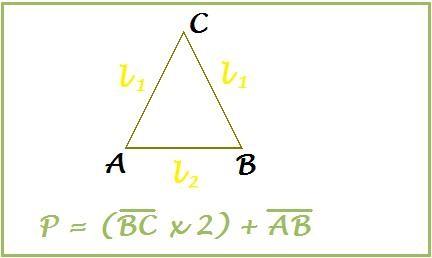perimetro triangolo isoscele
