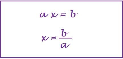 soluzione equazioni