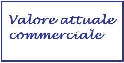Cos 39 il valore attuale commerciale - Calcolo valore immobile commerciale ...