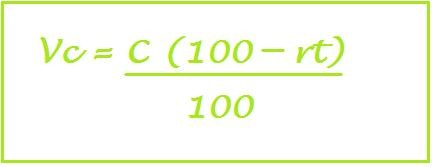 Come si calcola il valore attuale commerciale - Calcolo valore immobile commerciale ...