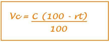 Un esempio di calcolo del valore attuale commerciale - Calcolo valore immobile commerciale ...