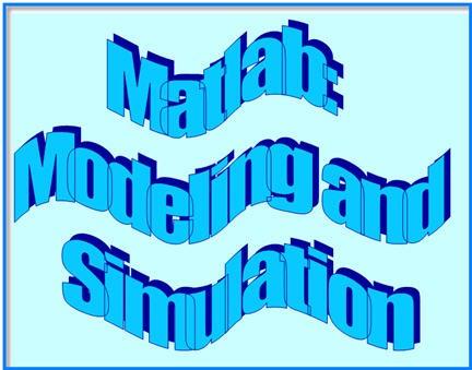 modellazione matlab, manuali matlab, script matlab,simulazione matlab, programmi matlab