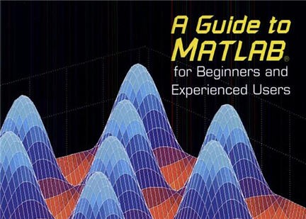 libri matlab, testi matlab,appunti matlab,matlab per iniziare,matlab per principianti