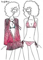 byblos beachwear 2011
