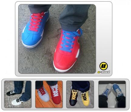 new concept 3362e 13623 U-Mood: scarpe pazze e uniche