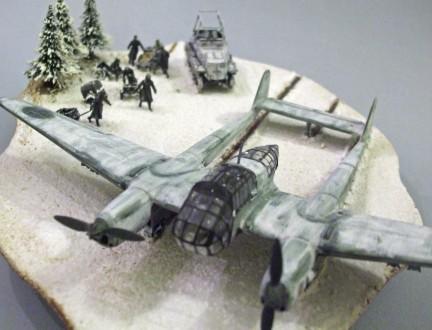 Fw-189 & SdKfz