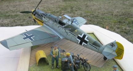 Messerschmitt Bf 109 E-4 Emil