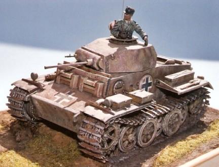 Panzer II Ausf. J