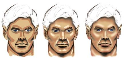 Painting a Face: Oils over Acrylic by John Pradarelli