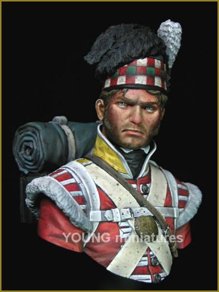 The 92nd Gordon Highlanders