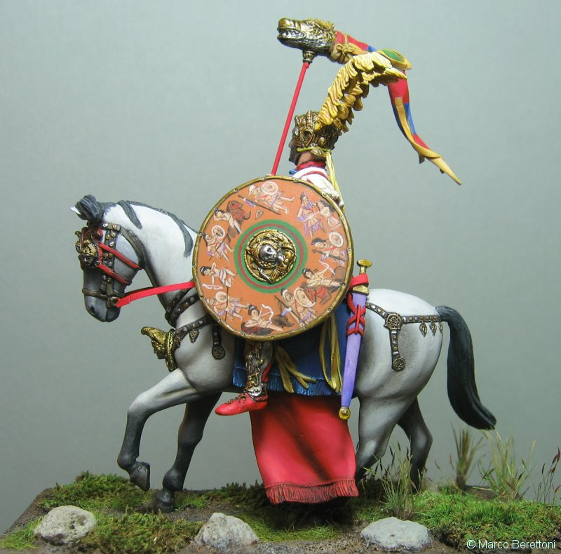 Cavaliere Ippica Ginnasia © Marco Berettoni - Click to enlarge