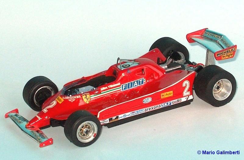 Ferrari 126 C © Mario Galimberti - Click to enlarge