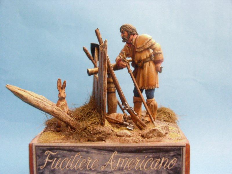 Fuciliere Americano - </p> <p>© Paolo Solvi