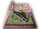 Artillerie de la Guarde a Cheval - Pietro Ballarini