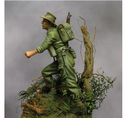 British infantry, Burma, 1944