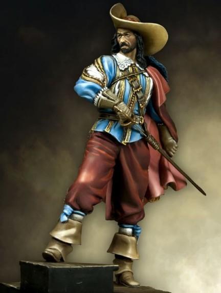 Gentiluomo Francese, il Duellante