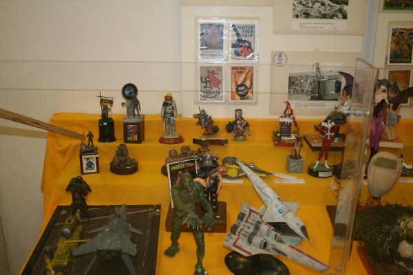 Mostra concorso a Volvera 2010 - Figurini