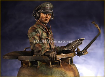Max Wunsche Western Front 1944