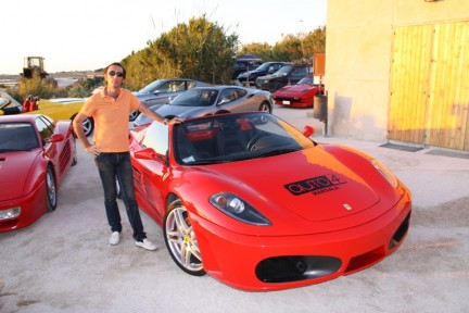 Raduno Ferrari 37° Stormo