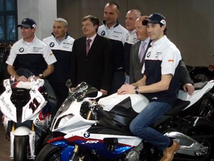 bmw sbk team 2010