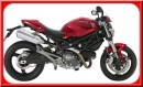 Ducati Monster colour therapy