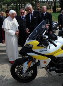 ducati papa