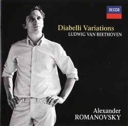 La copertina del disco Decca