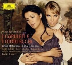 Il cd della Deutsche Grammophon