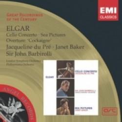 La copertina del cd EMI
