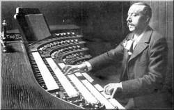 Il compositore e organista francese