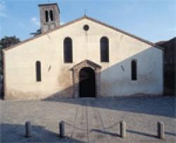 La chiesa medievale di Este