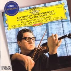 La copertina del disco della Deutsche Grammophon