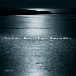 La copertina del disco della ECM