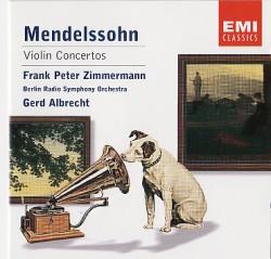 La copertina del disco della EMI