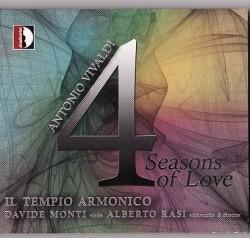 La copertina del disco Stradivarius