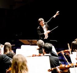Il direttore d'orchestra norvegese
